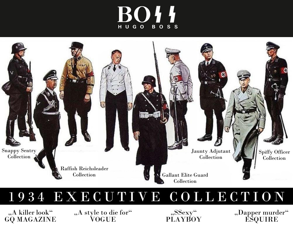 Hugo Boss Nazi