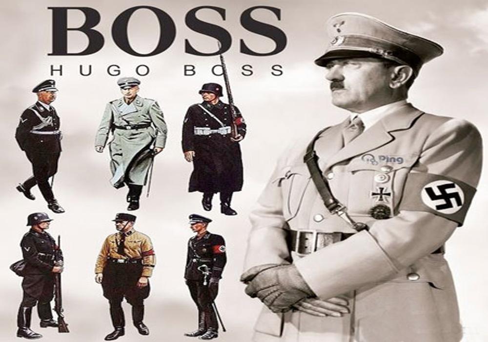 hugo boss person