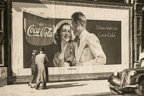 Плакат во Франции, 1930-е гг.